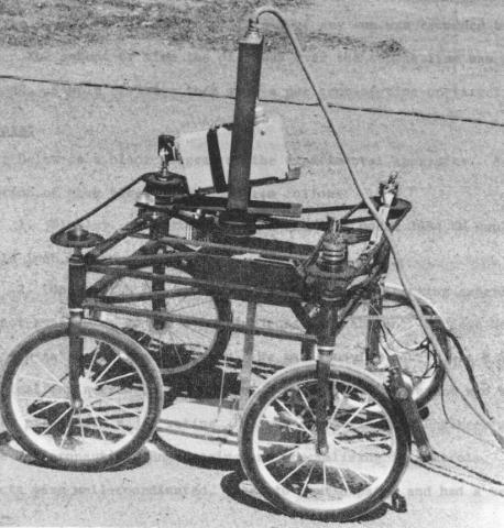 הרכב האוטונומי הראשון