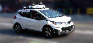 הרכב האוטונמי של GM