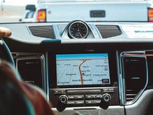 מראה מערכת למניעת תאונת דרכים