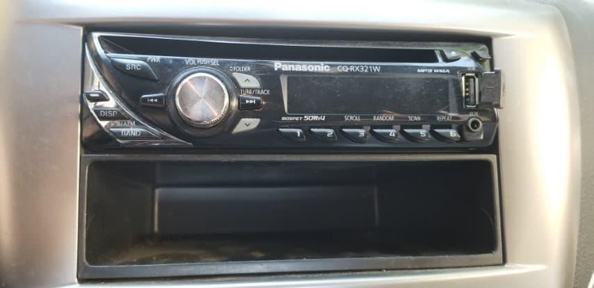 רדיו דיסק ברכב